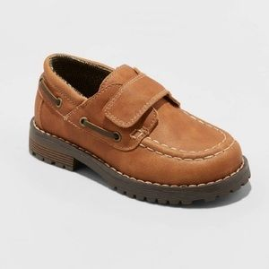 Boys Loafer Brown Dress or Casual Shoe NWT
